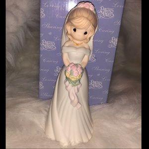 ‼️SALE‼️ Precious Moments Bride Figurine